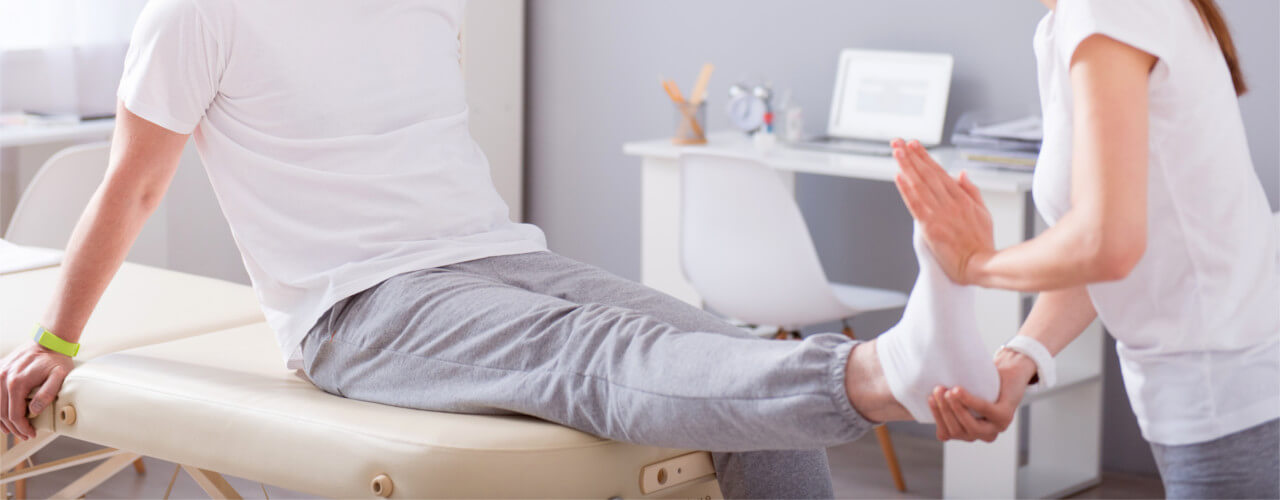 foot and ankle pain physical therapy center of rocky hill