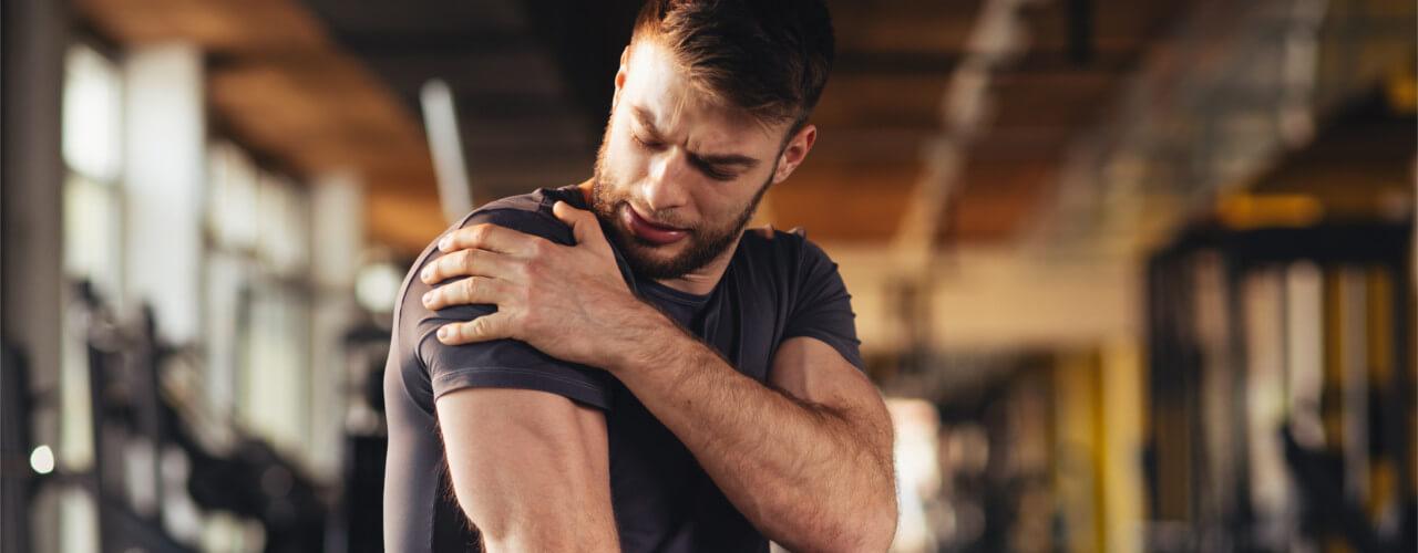 shoulder pain ptc of rocky hill